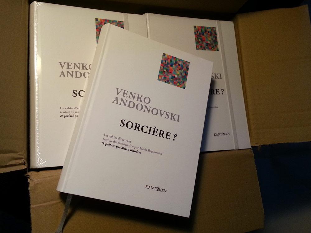 Boîte Sorcière ‽ de Venko Andonovski