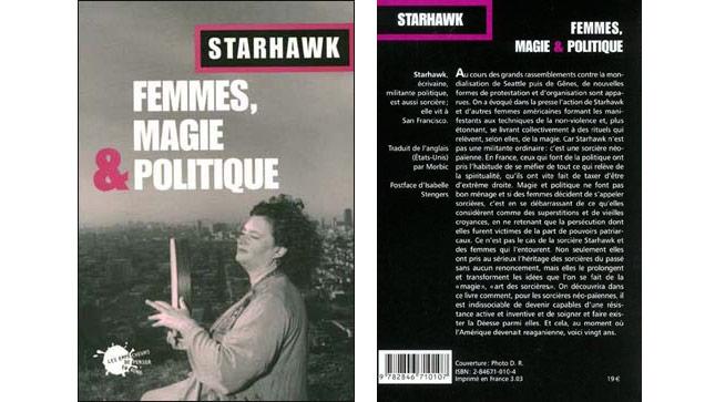 Femmes, Magie et Politique - Starhawk